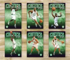 Celtics Tonight Covers by SnapHook