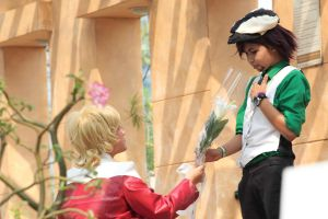 Tiger and Bunny: Will You Marry Me by HRecycleBin