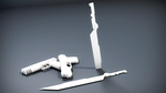 Coldtask's Weapons by MTMiPower