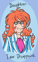 Fujimoto is dissapoint by Kaaziel