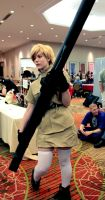 Seras Victoria by Makenchi45