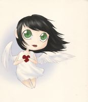 Chibi Angel by LuvElricBros