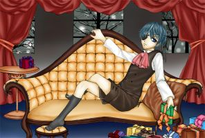 Ciel_Phantomhive by xerapha
