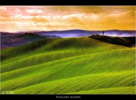 Tuscany Glows by Marcello-Paoli