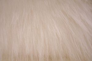 Smooth White Fur stock by paintresseye