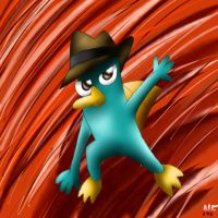 Agent P by Honeysucle10