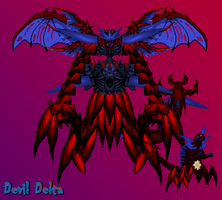 Mythos 1 of 9 - Devil Delta Destoroyah by Burninggodzillalord