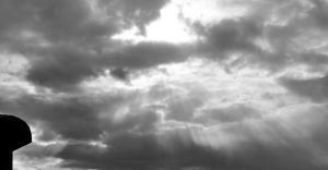 Heaven in Black+White by Brian-B-Photography