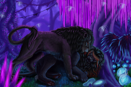 [C] Bravura and Scar by 1993Mariola