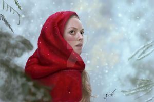 Little Red Riding Hood by 0Snow-White0