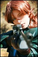 Gundam 00- Lock-on by love-squad
