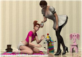 New Year Baby 2013 by SubVirgin