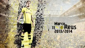 243. Marco Reus by RGB7