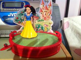 Dancing Snow White Doll by SweetHea