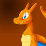 Charizard Painting by GaneneTheDefendra