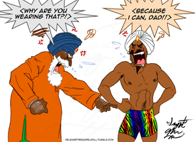 Punch-Out!!- Another gaudy boxer(s) joke by ImagenAshyun