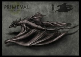 Primeval concept by catandcrown