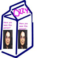 Ozzy is missing by TweetyFreak