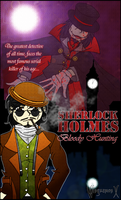 Sherlock Holmes - Bloody Hunting by WingzemonX