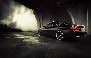 BMW 335 NYC part5 by dejz0r