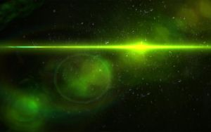 Green Flares by raiGfx08
