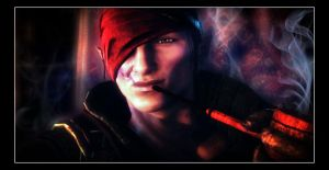 Iorveth's Dream by maqeurious