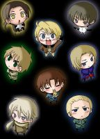 Axis Powers Hetalia by TwilightRose2