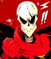 UF Papyrus by Sushirolled
