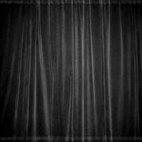 Black Curtains by 3-sisters-stock