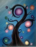 Mother tree by Jini--Chan