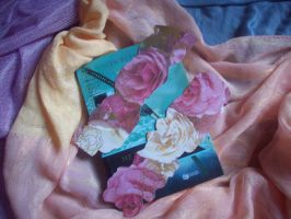 Rose Bookmarks by ChrisOnly