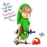 Link piss off by Dogsfather