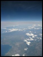 Plane's View by Wickedly-Witchy