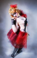 Painted Doll Burlesque 8 by lovedthePilgrimSoul