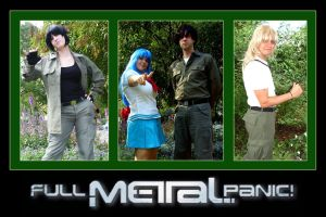 Full Metal Panic by Safiriel