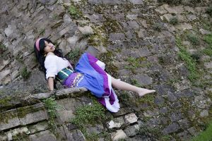 Esmeralda Cosplay by Deadelmale