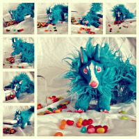 The Great Jellybean Caper by coyotare