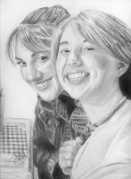Cousin and cousins cousin by McGovernArts