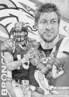 Tim Tebow by Lucas-21