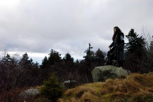 Thorin - To the Lonely Mountain by Feuerregen