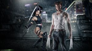 The Wolverine... by Kartoffel83