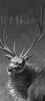 The Stag by Radioactive-Insanity