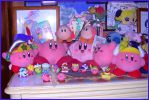 My Kirby Collection by thetani
