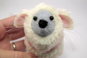 Shaun the Sheep Mouse by The-House-of-Mouse