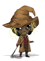 Scarecrow by Mibu-no-ookami