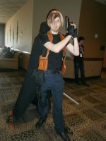 Leon Scott Kennedy 2 by enterprisedavid