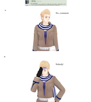 Ask-MMD-Netherlands: Question 56 and 57 by Ask-MMD-Netherlands