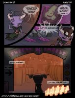 IZ-BTE Fan Comic: Ch2-Pg14 by CGIgal