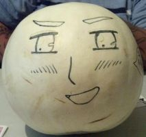 My AWESOME Prussia Pumpkin by RANDOM-drawer357