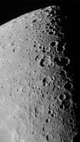 Detail of Moon by Vejr